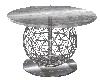 Modern Silver Table