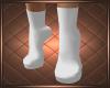 Pony Shoe White