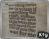 K. Wall Quote :)