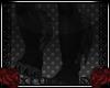 Red Fox Leg Fur