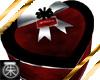 }T{ Red velvet gift box