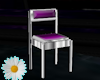 Daisys chrome chair