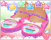 ! CuppyCake Doll Shoes