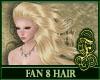 Fan 8 Blonde
