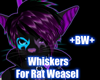 +BW+ Rat Weasel Whiskers