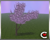 Lavender Animated Tree
