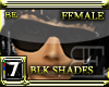 [BE] ALL BLK SHADES F