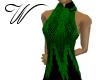 WYLLO Dance-Green Lace