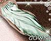 Floral Dress - Mint