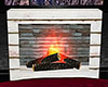 ♥ Christmas Fireplace