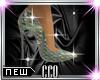 [CCQ]V Shimmer Heels