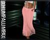 Baby Pink Sheer skirt