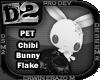 [D2] Chibi Bunny Flake