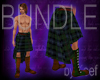 Highlander Rogue BUNDLE