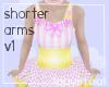 Kids shorter arms scaler