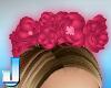 Rose-Pearl Wreath Mesh