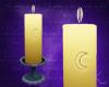 Altar Candle, Goddess