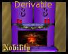 Fireplace 3 - poseless