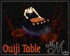 MM~ Ouiji Board Table