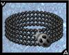 VA Ladybug Bracelets