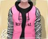 Pink ROYAL Hoodie