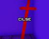•Cross