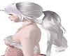 Prairie grey ponytail