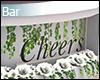 +Wedding Floral Bar+