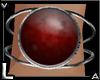 VA Bloodstone Bracelet L