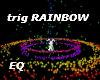 EQ Rainbow Star Burst DJ