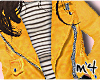 M-Leather Yellow