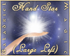 Hand Star (Large Left)