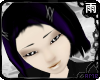 Marlina Hair Purple