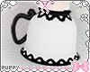 [Pup] White Teacup Skirt