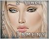 [Is] Undine 2 Toned Head