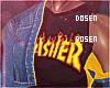 [] Thrasher / Denim
