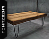 ϟ Wood Table Modern