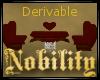 Derivable Love Seat