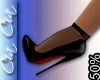 C' Heels & Stocking 50