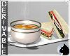 !Soup + Sandwich Lunch