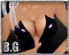[B.G]Lust suit purple