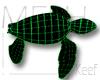 Small Sea Turtle MESH