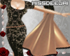 *MD*Long Gown|Sand