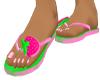 Child Berry Cute Sandals