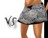 Falda Puntilla Miniskirt