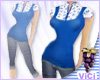 ! ViCi-Layer Outfit Blue