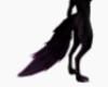 dark wolf tail