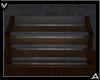VA Wooden Display Case