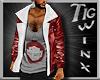 TWx:Crimson Xmas Coat