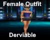[BD]FemaleOutfit(Mesh)